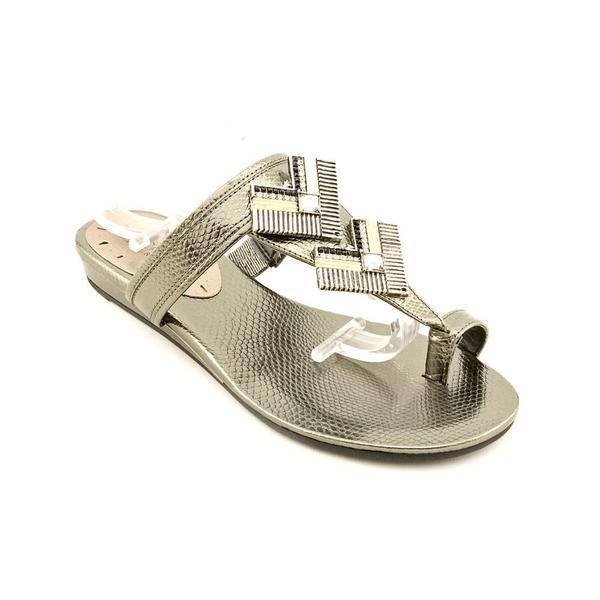 Rachel Rachel Roy Women's 'Saxon' Faux Leather Sandals (Size 6.5 )