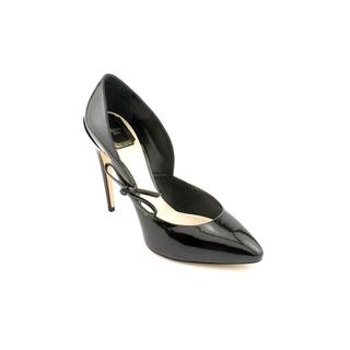 Dior Women's 'Double Jeu Pump' Patent Leather Dress Shoes (Size 9 )