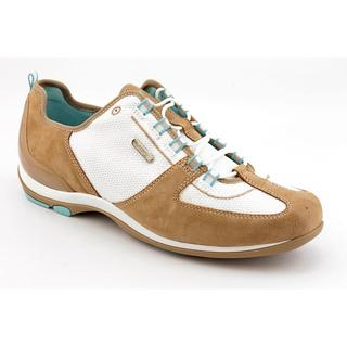 Aetrex Women's 'Ellie' Nubuck Casual Shoes - Wide (Size 5.5 )