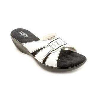 Walking Cradles Women's 'Coco' Leather Sandals - Narrow (Size 8 )