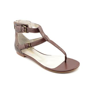 Enzo Angiolini Women's 'Trooper' Basic Textile Sandals (Size 10 )