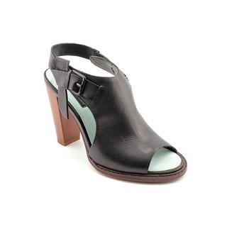 Calvin Klein Jeans Women's 'Sallie' Leather Dress Shoes (Size 7.5 )