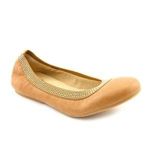 Stuart Weitzman Women's 'Beebeebaby' Leather Casual Shoes
