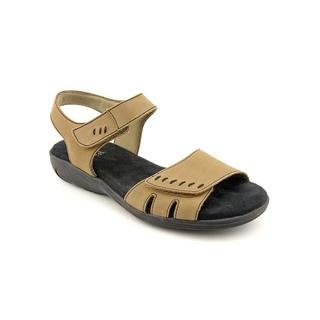 Walking Cradles Women's 'Chet' Leather Sandals (Size 7 )