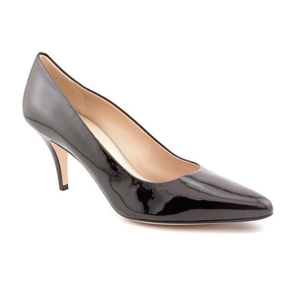 Salvatore Ferragamo Women's 'Dalia' Patent Leather Dress Shoes (Size 8)
