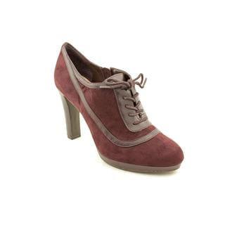 Ellen Tracy Women's 'Private' Faux Suede Boots (Size 8 )