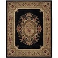 Safavieh Handmade Royalty Tufted Multicolored Wool Rug (8' x 10')