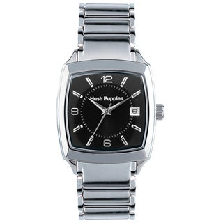 Hush Puppies Women's Stainless Steel Date Watch