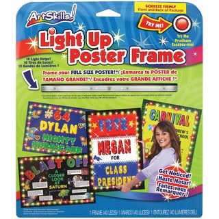 Light Up Poster Frame Kit
