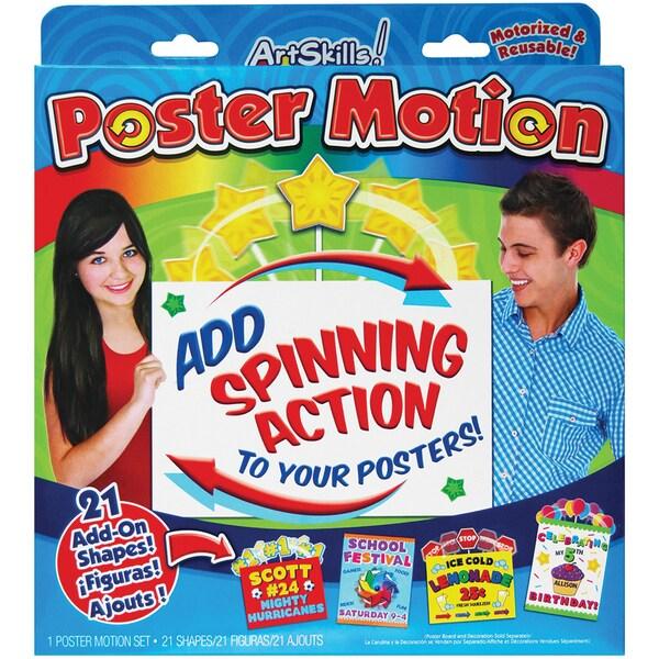 Poster Motion Kit