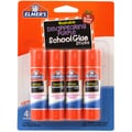 Elmer's Washable School Glue Stick - Purple 4/Pkg-.24oz Each