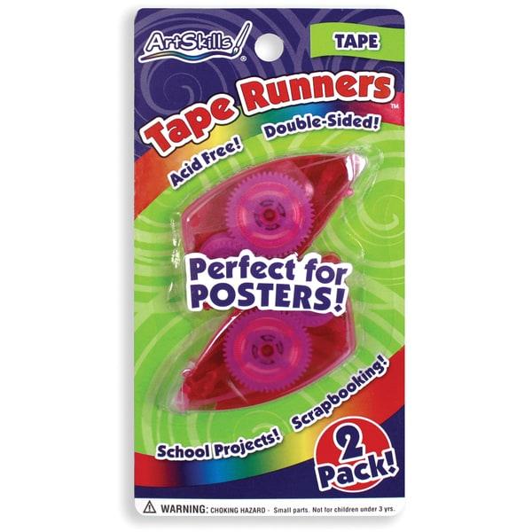 Tape Runners 2/Pkg