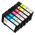 Sophia Global Remanufactured Ink Cartridge Replacement for Lexmark 100XL (2 Cyan, 2 Magenta, 2 Yellow)