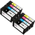 Sophia Global Compatible Ink Cartridge Replacement for Lexmark 100XL (2 Black, 2 Cyan, 2 Magenta, 2 Yellow)
