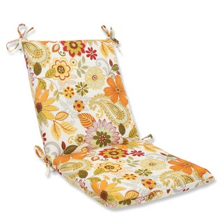Pillow Perfect Outdoor Gaya Multi Squared Corners Chair Cushion