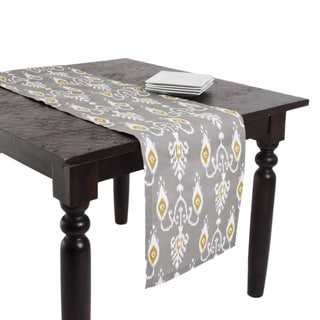 Ikat Design Table Runner