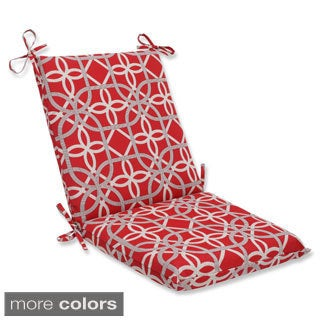Pillow Perfect Keene Squared Corners Outdoor Chair Cushion