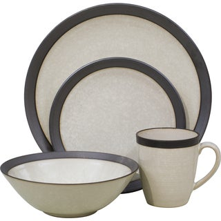 Omega Pearl 16-piece Dinnerware Set