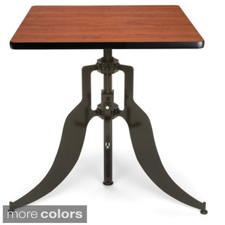 Endure Series 30-inch Square Adjustable Height Table