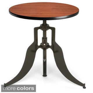 Endure Series 30-inch Round Adjustable Height Table