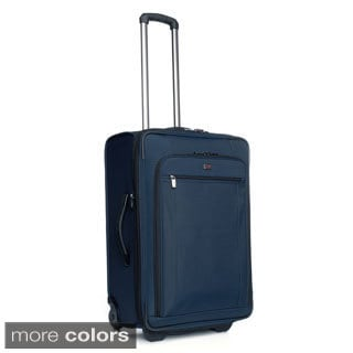 Victorinox Swiss Army NXT 5.0 24-inch Medium Rolling Upright Suitcase
