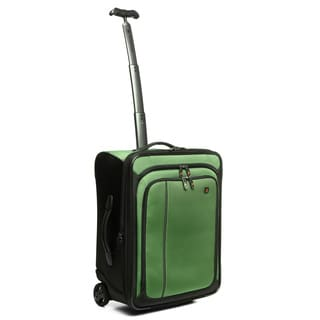 Victorinox Emerald 20-inch Rolling Carry-on Upright Suitcase