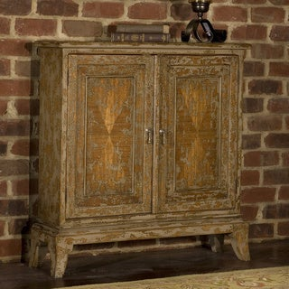 Maguire Hardwood Console Cabinet
