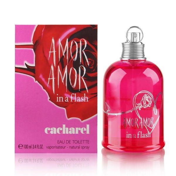 Cacharel Amor Amor in a Flash Women's 3.4-ounce Eau de Toilette Spray