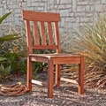 Upton Home Landry Hardwood Outdoor Side Chair