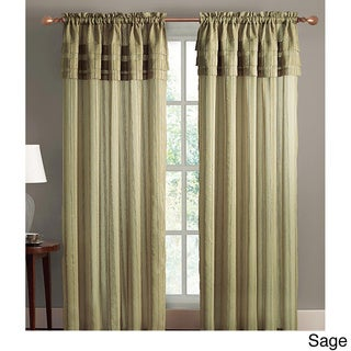 Meredian Layered 84-inch Curtain Panel