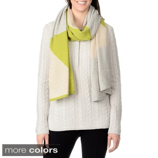 Ply Cashmere Women's Multicolored Scarf