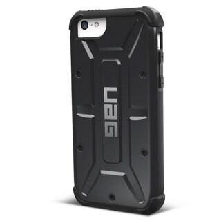 Urban Armor Gear Case for Apple iPhone 5c w/ Screen Protector - Black