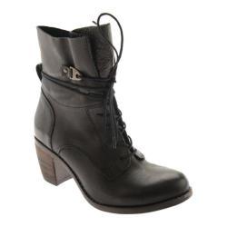 Women's Steve Madden Rambow Black Leather