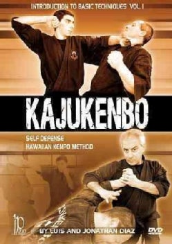 Kajukenbo Self Defense: Hawaiian Kenpo Method: Introduction to Basic Beginners Techniques: Vol. 1: By Luis & Jonathan Diaz