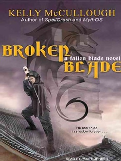 Broken Blade (CD-Audio)