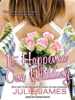 It Happened One Wedding: Library Edition (CD-Audio)