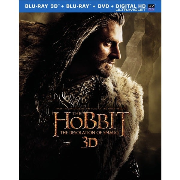 The Hobbit: The Desolation of Smaug 3D (Blu-ray/DVD) 12379212