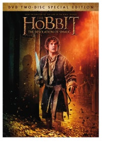 The Hobbit: The Desolation Of Smaug (DVD)