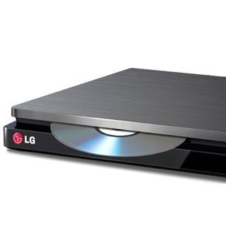 LG BPM33 Built-in Wi-fi Blu-ray Player (Refurbished)