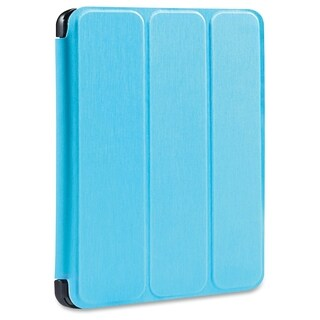 Verbatim Folio Flex Case for iPad Air - Aqua Blue