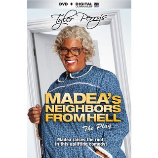 Tyler Perry's Madea's Neighbors From Hell (DVD)