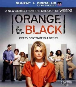Orange Is The New Black Season 1 (Blu-ray Disc)