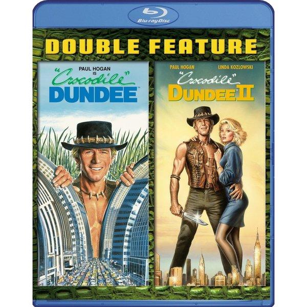 Crocodile Dundee/Crocodile Dundee II (Blu-ray Disc) 12379911