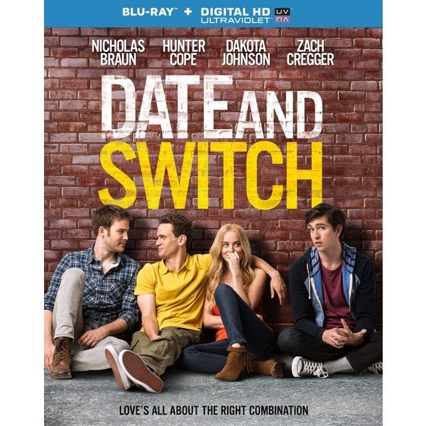 Date And Switch (Blu-ray Disc) 12379944