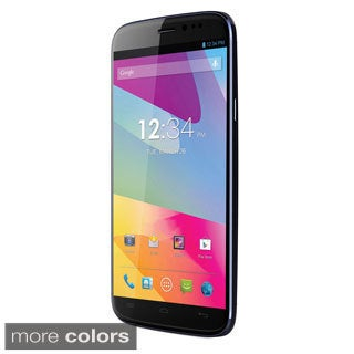 BLU Life View L110 GSM Unlocked Dual-SIM Blue Android Phone