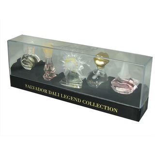 Salvador Dali Legend Collection 5-piece Mini Set