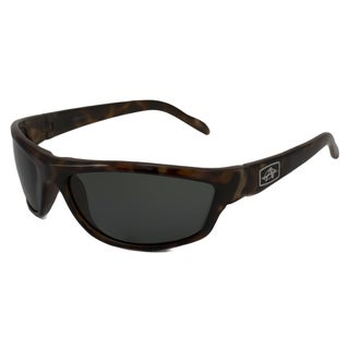 Anarchy Men's Bedlam Polarized/ Wrap Sunglasses