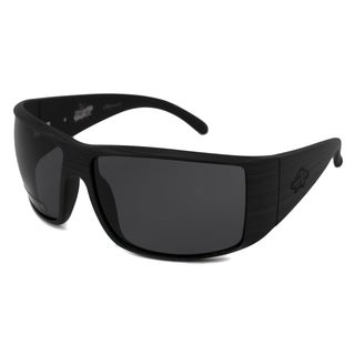 Anarchy Men's Iniquity Polarized/ Wrap Sunglasses