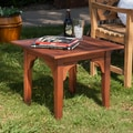 Upton Home Ashley Hardwood Outdoor End/ Side Table