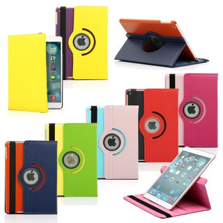 Gearonic PU Leather Case Smart Cover with Stand for Apple iPad Air